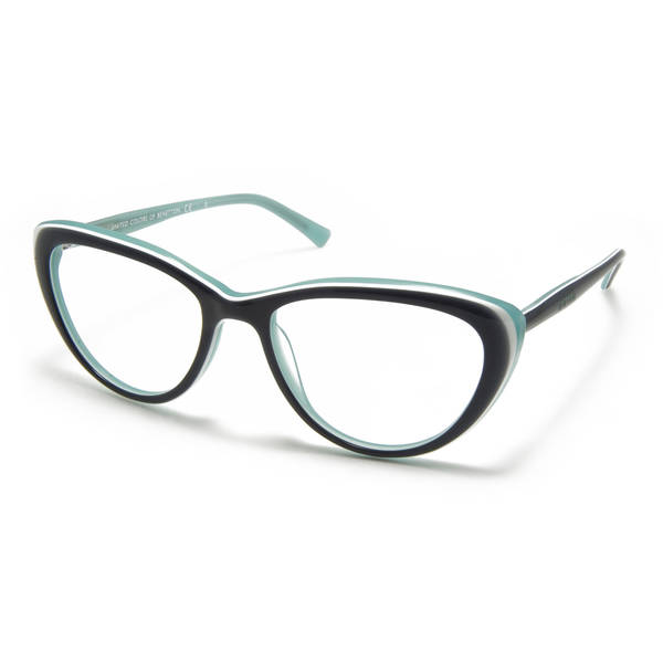 Rame ochelari vedere dama UNITED COLORS OF BENETTON BN334V02 blue