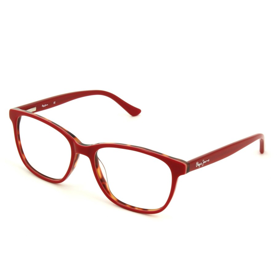 Rame ochelari de vedere dama PEPE JEANS Heather 3262 C2 Red imagine 2021