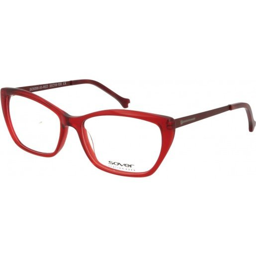 Sover Rame ochelari de vedere dama SOVER SO5090-55-RED