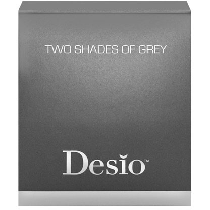 Desio Two Shades of Gray Darker 90 purtari 2 lentile/cutie