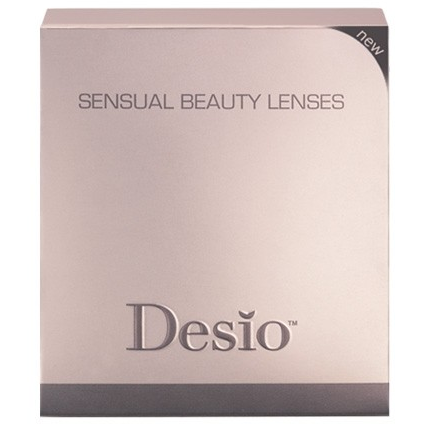 Desio Sensual Beauty Lenses Innocent White 90 purtari 2 lentile/cutie
