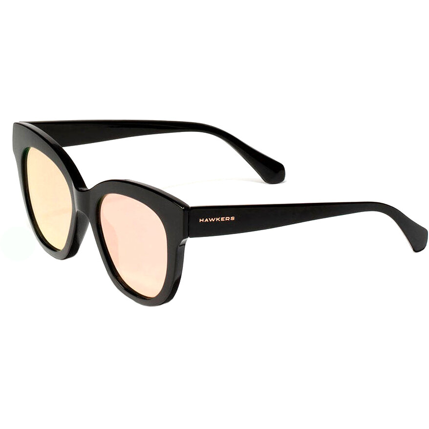 Ochelari de soare dama Hawkers High Fashion Black Rose Gold Audrey 110025