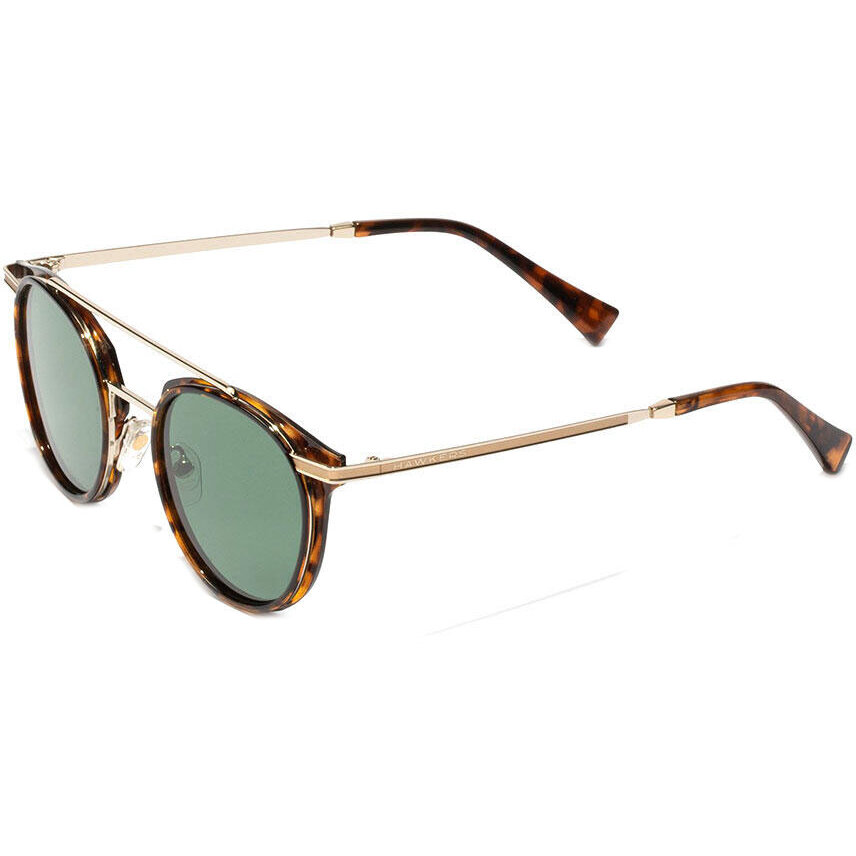 Ochelari de soare unisex Hawkers LifeStyle Carey Green Bottle Citylife 130011