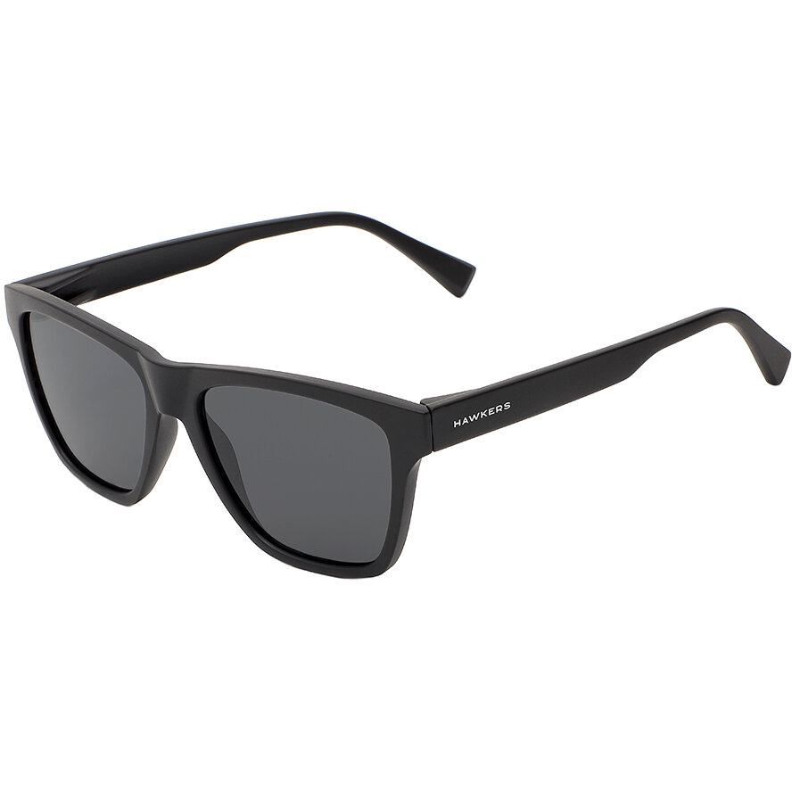 Ochelari de soare unisex Hawkers 140003 Polarized Carbon Black Dark ONE LS image0