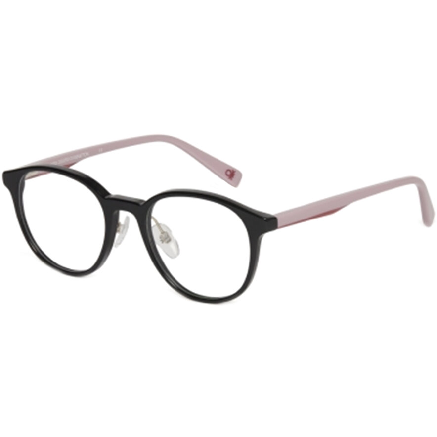 Rame ochelari de vedere dama United Colors of Benetton BEO1007 001